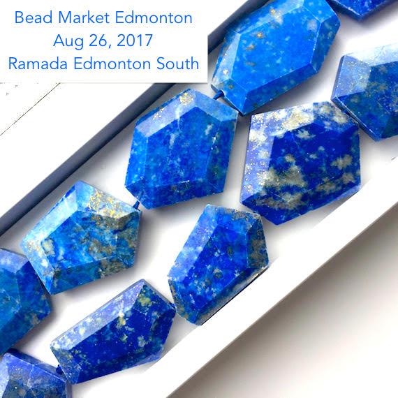 Bead Market Edmonton, Aug 26, 2017