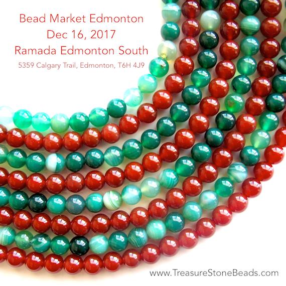 Bead Market Edmonton, Dec 16, 2017