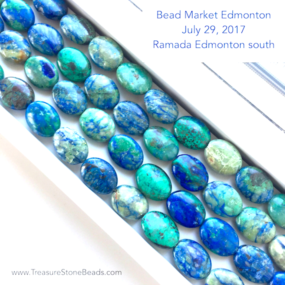 Bead Market Edmonton, July 29, 2017
