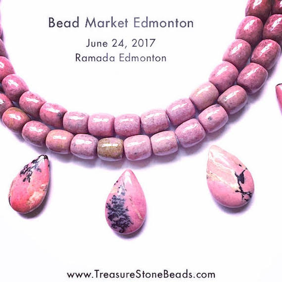 Bead Market Edmonton, June 24, 2017