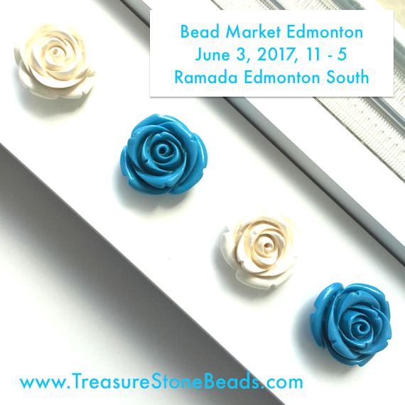Bead Market Edmonton, June 3, 2017