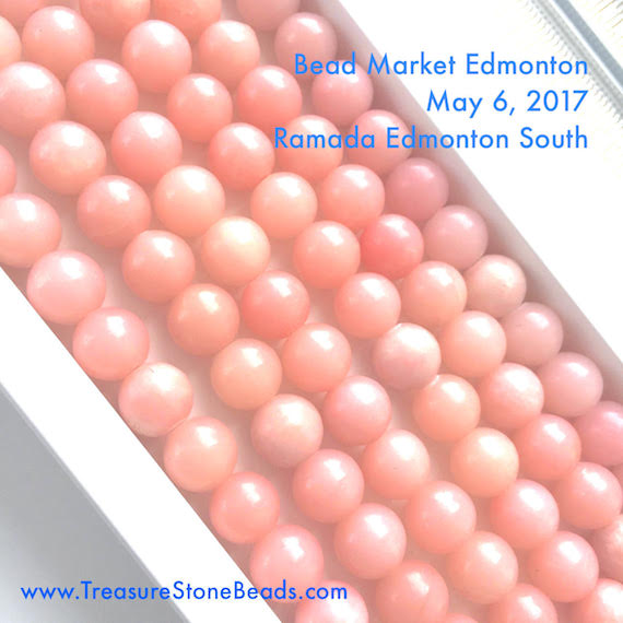Bead Market Edmonton, May 6, 2017