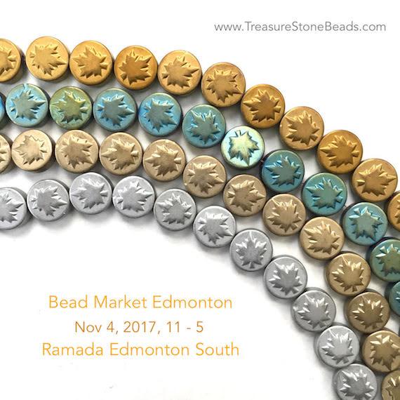 Bead Market Edmonton, Nov 4, 2017