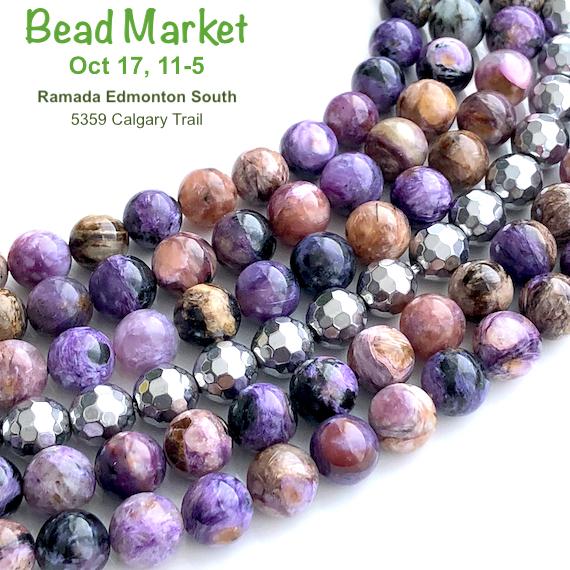 Bead Market Edmonton, Sept 26, 2020