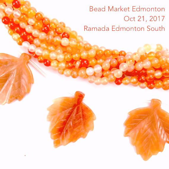 Bead Market Edmonton, Oct 21, 2017