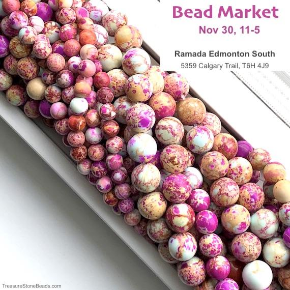 Bead Market Edmonton, Nov 30, 2019