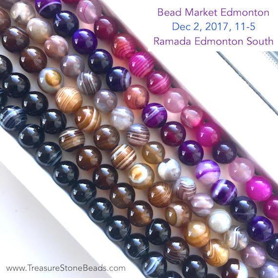 Bead Market Edmonton, Dec 2, 2017