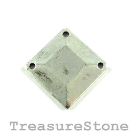 Pendant/connector, 29mm. Pkg of 3.