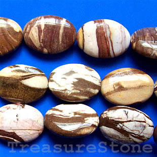 Brown Zebra Jasper