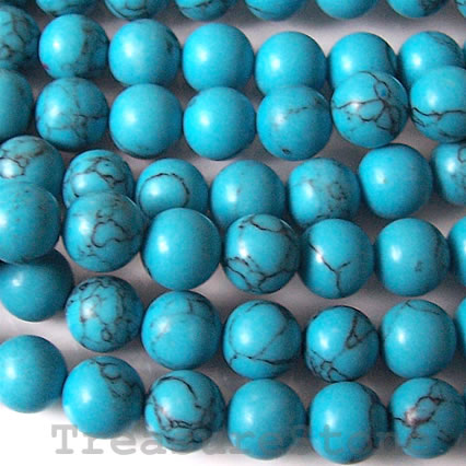 Dyed Howlite (synthetic)