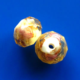 Lampwork - Faceted