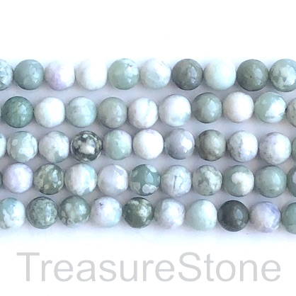 Bead, peace jade, 10mm round. 16-inch strand, 40pcs
