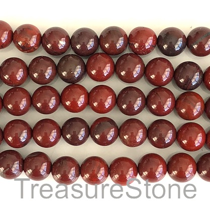 Bead, rainbow jasper, 8mm round. 15.5-inch, 47pcs.