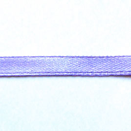 Ribbon, velvet and nylon,light purple, 7mm wide. Pkg of 7 meters