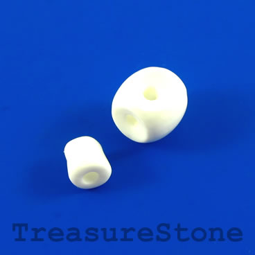 Bead, shell, 10mm Guru bead set. each set, 2 pcs.