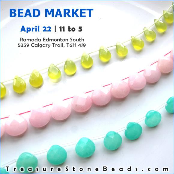 Bead Market Edmonton, Oct 1, 2016