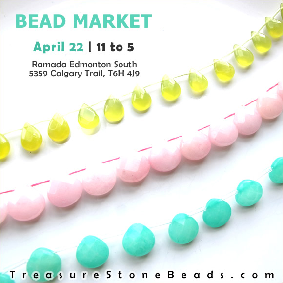 Bead Market Edmonton, FEB 4, 2017