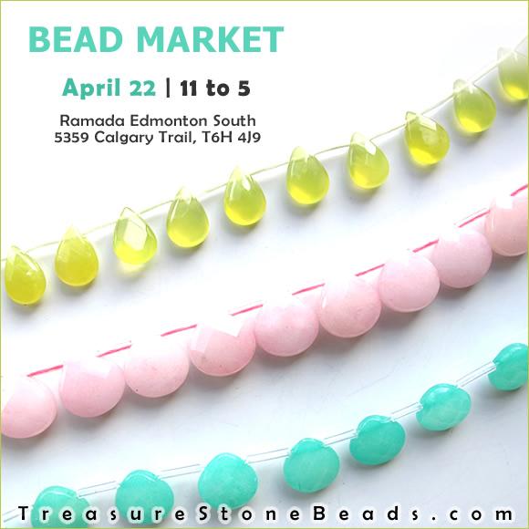 Bead Market Edmonton, DEC 3, 2016