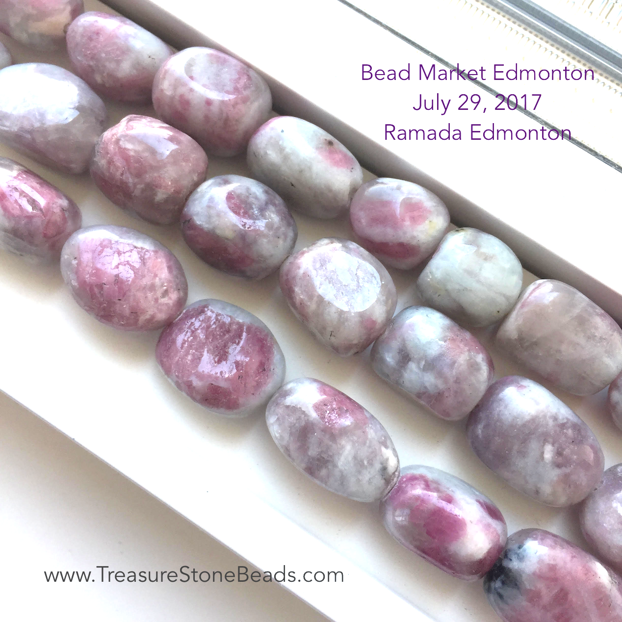 Bead, pink tourmaline, about 10x14mm nugget. 15.5-inch strand.