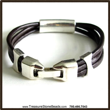 Leather Bracelet Kit