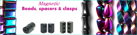 Wholesale Magnetic Beads, clasps Edmonton