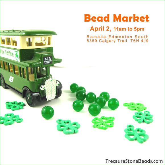 Bead Market Edmonton, Feb 20, 2016