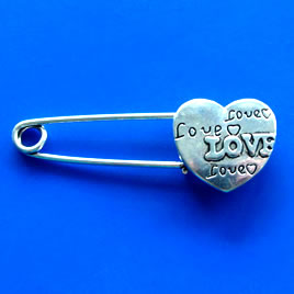Brooch Pin/ Safety Pin
